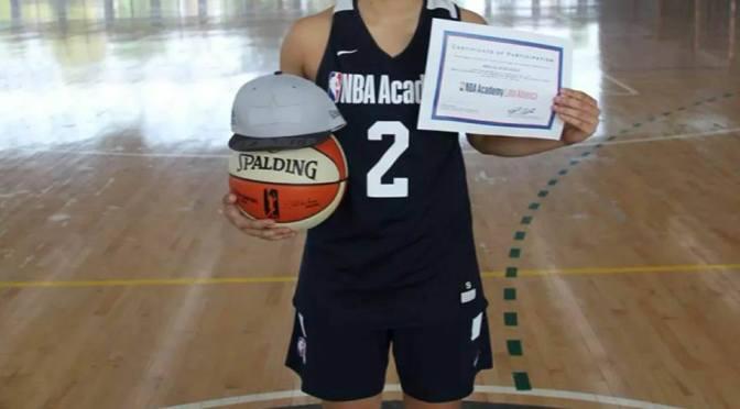 La chica de Marcos Paz que ganó el  MVP en basquetbol en México, para ser tenida en cuenta por la NBA