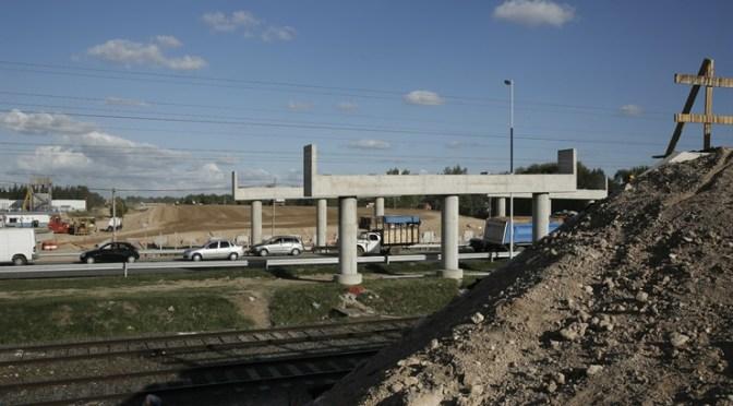 Avanza la megaobra de la extensión del  Camino del Buen Ayre, une a 12 municipios