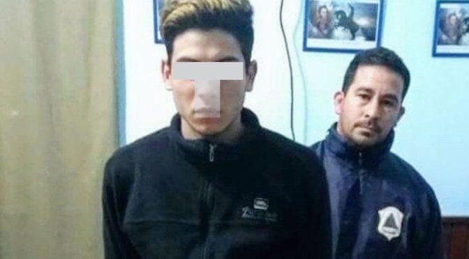 Para la Policía de Marcos Paz, el caso del  presunto violador está cerrado: sostienen que las pruebas contra el detenido son clave