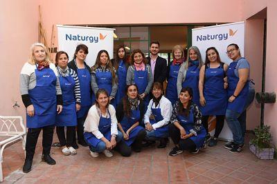Naturgy lanzó el programa Energía del Sabor 2019 en San Isidro y Moreno