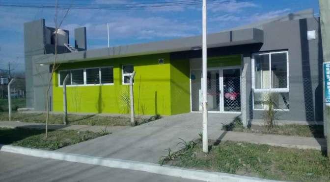 Quinto jardín maternal en Marcos Paz, esta vez se estrenó en el barrio Santa Catalina