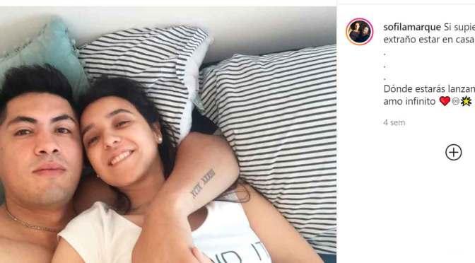 Conmovedoras fotos e historias contadas por la ex novia de Braian Toledo; a casi 5 meses de su fallecimiento, lo sigue amando