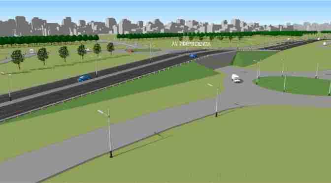 Una obra vial clave para Corrientes repensada por estudiantes de Ingeniería