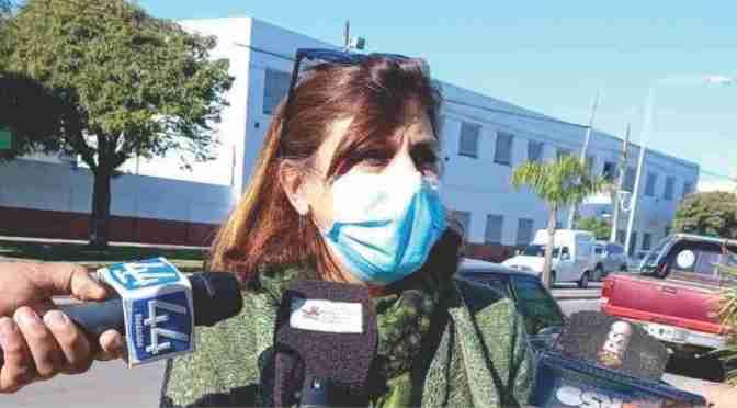 Llegan más vacunas a Marcos Paz
