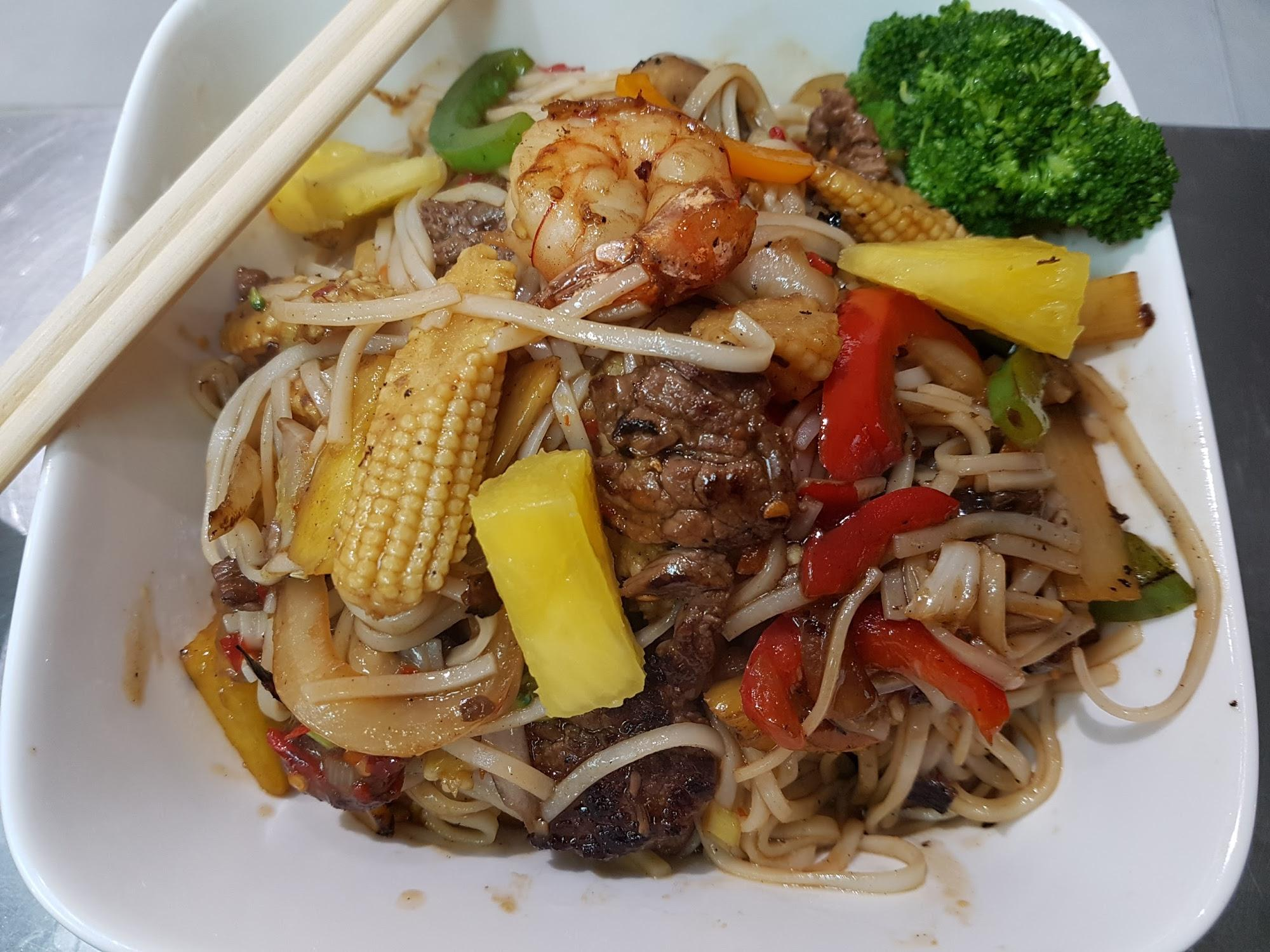 so wok albi horaires siret