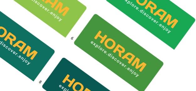 Horam Logo Design