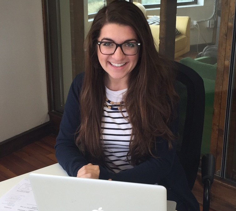 Meet our intern, Brittany Straughn