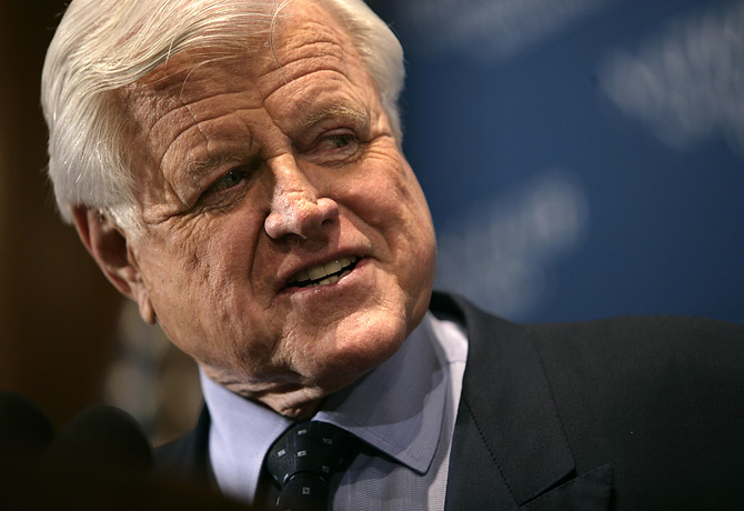Communications lessons from Ted Kennedy