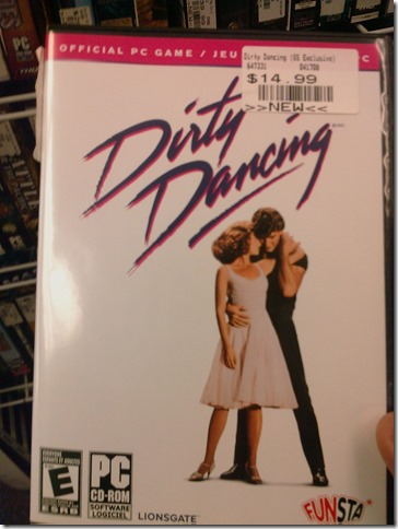 Dirty Dancing PC Game