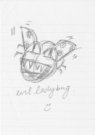 Evil Ladybug