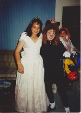 Sara Halloween