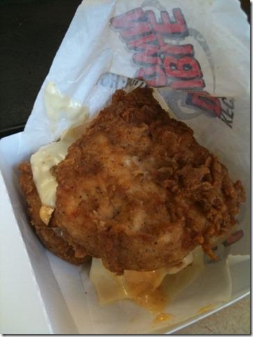 KFC Double Double