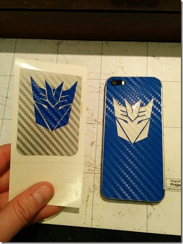 Decepticon Cell Case