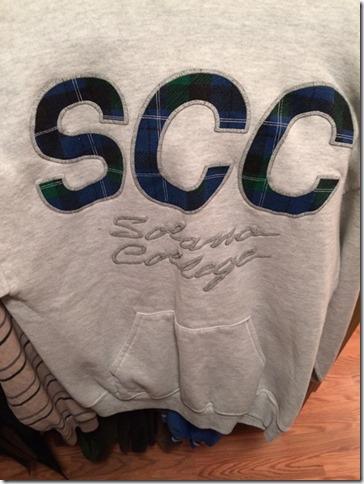 SCC Hoodie