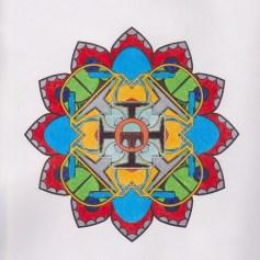 Boba Fett Mandala