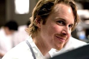 Grant Achatz, Chef propietario de Alinea. Un violín y tres cocinas geniales