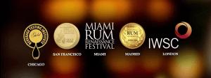 Medallas de Ron Santa Teresa