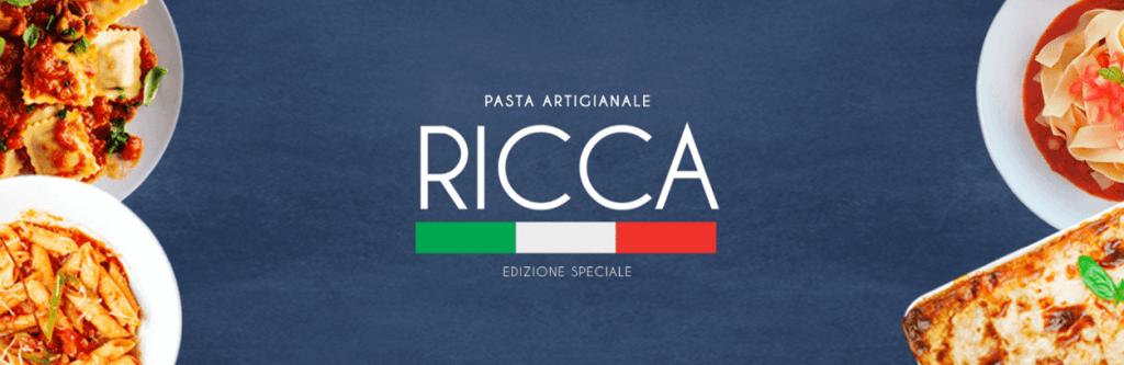 En Bogotá la pasta se llama RICCA