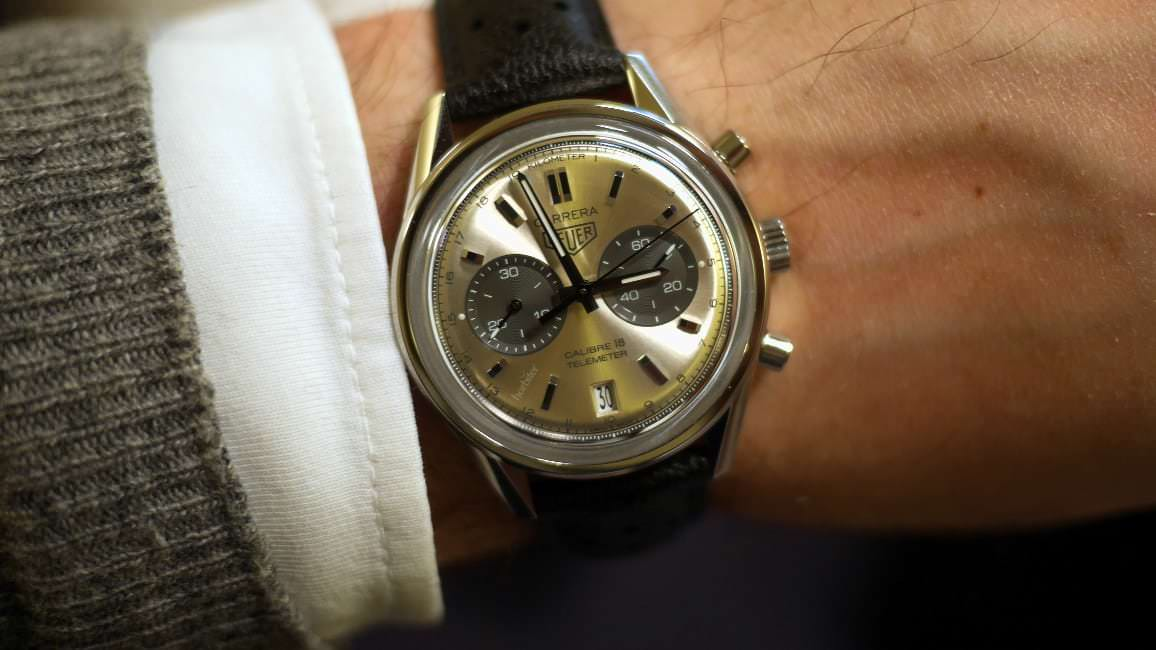 Heuer Carrera Calibre 18 Telemeter Two Good Reasons As To Why It Could Be A Good Purchase And