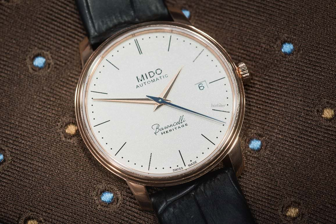 Hands On With The Mido Baroncelli Heritage And Caliber 80