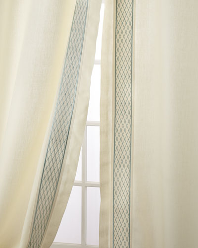 108 inch curtain horchow com