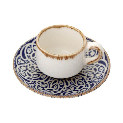 porland oriental tabakli kahve fincani 80 cc 04plm005258 1 - Horebica