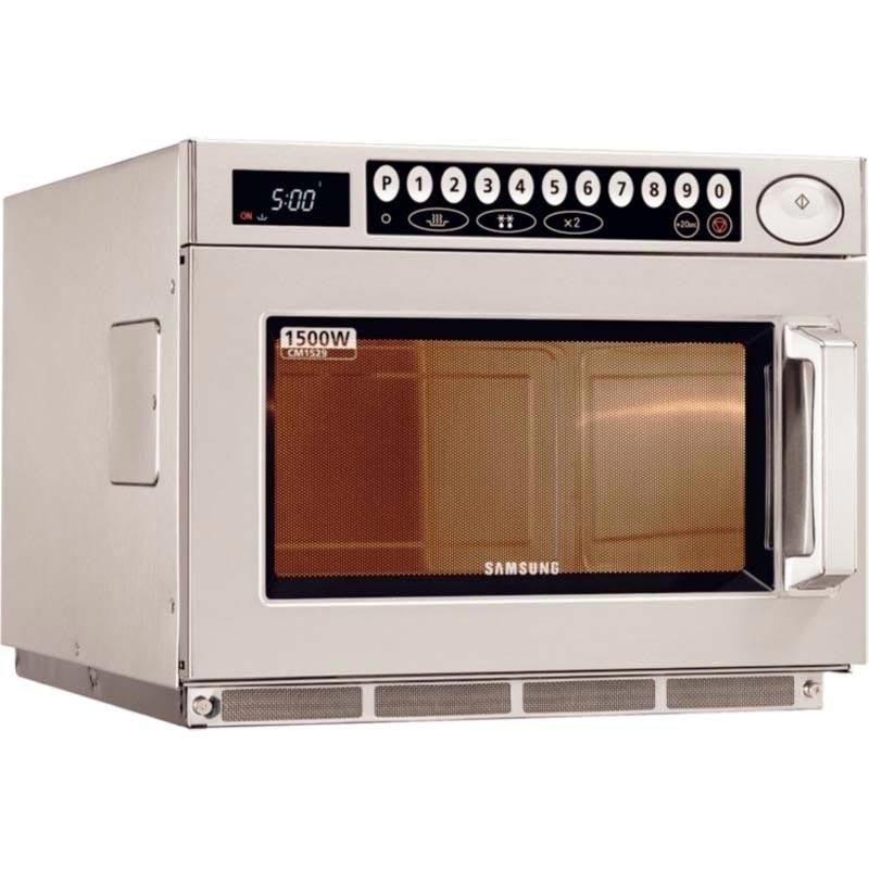 samsung microwave 1500 watt dn587 programmable