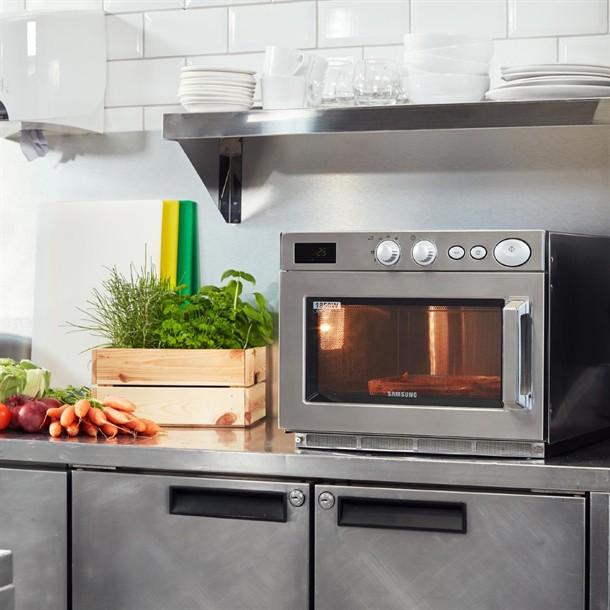 samsung microwave 1850 watt c528 manually