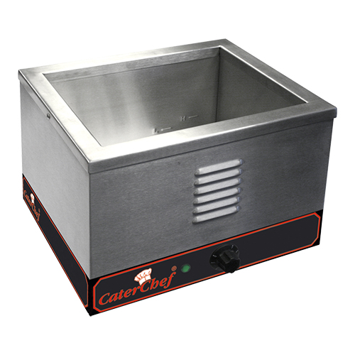 Illustratie: foto van een CaterChef au bain-marie 1/2 GN 688027