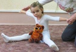 как работать с малышами, танцы для малышей