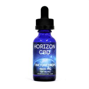 Horizon CBD Tincture 1500 mg
