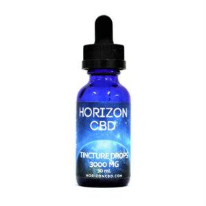 Horizon CBD Tincture 3000 mg