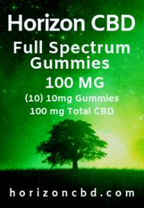 Full Spectrum Gummies 100 MG
