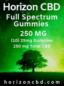 Full Spectrum Gummies 250 MG