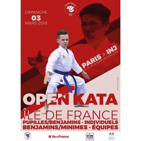 Open IDF Kata Affiche