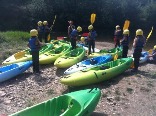 Kayak Lozère