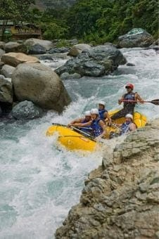 rafting voyage aventure aux caraïbes