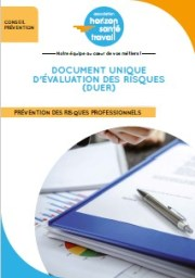Document Unique d'évaluation des Risques (DUER)