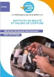 Instituts de beauté et salons de coiffure