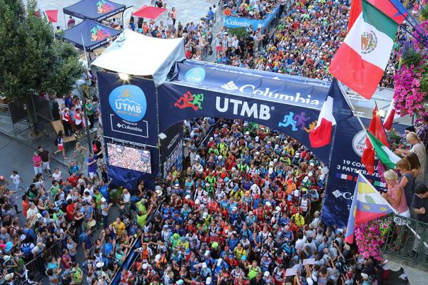Utmb Ultra Trail Du Mont Blanc On Horizonsports Horizons Sports