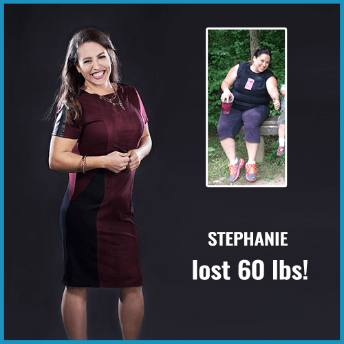 Stephanie - Before and After