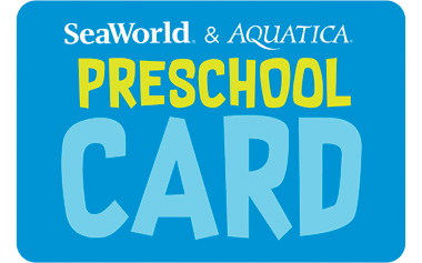 SeaWorld Preschool Card