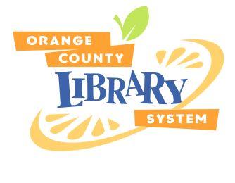 orange county library logo