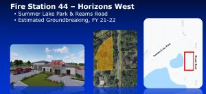 Fire Station 44 - Horizon West