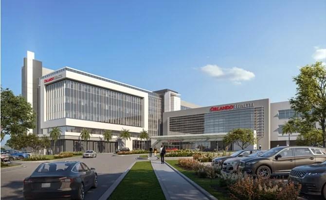 South Lake Hospital Expansion