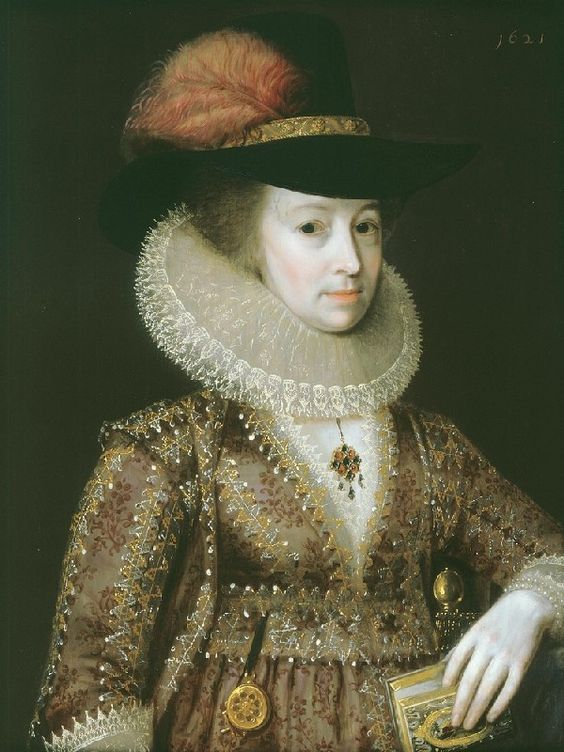 1621-elizabeth-salter-of-flowton-by-j-hoskins