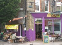 Picture of the Hornbeam cafe