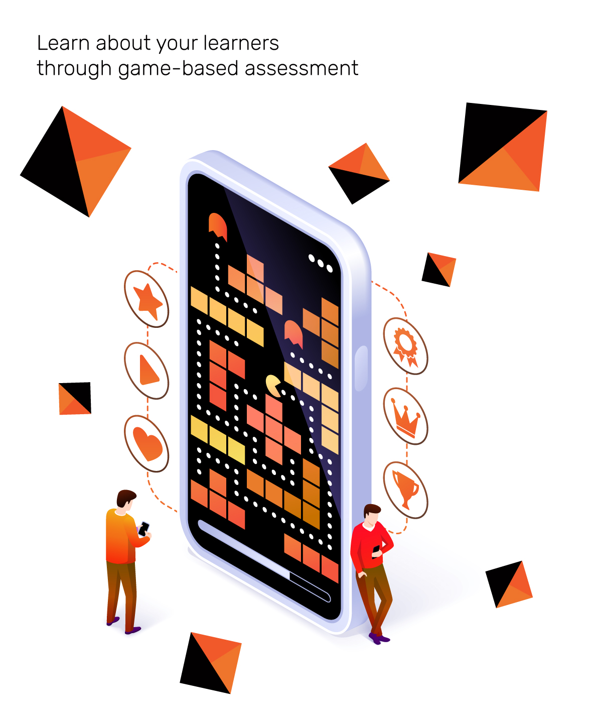 Learn about your learners through game-based assessment