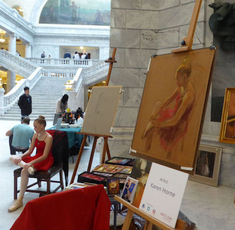 Arts Day on the Hill – Feb. 14th, 2017
