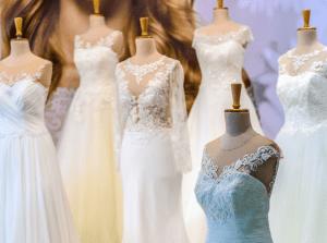 different wedding dresses